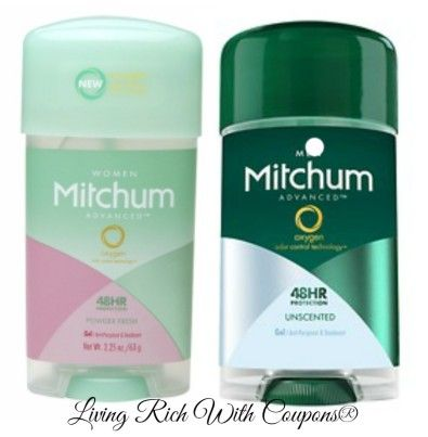 picture relating to Mitchum Printable Coupon called Much better Than Absolutely free Mitchum Deodorant at Walgreens! 7/6