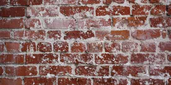 Cleaning Interior And Exterior Bricks