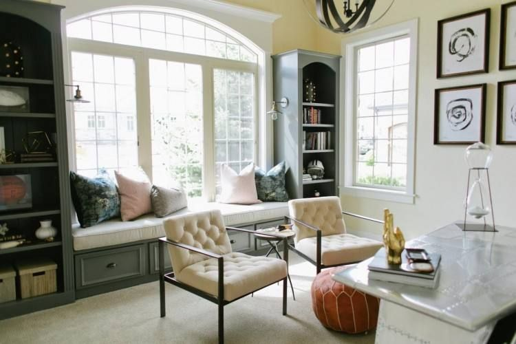 Hgtv Home Office Decorating Ideas Modular Home Office Furniture