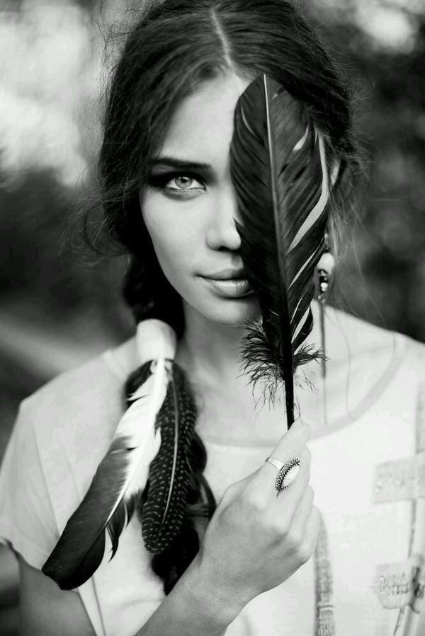 Love! It's a never-ending need | Portrait in black and white Photography. This is so beautiful...