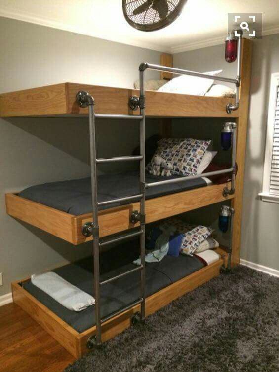 Pin By Mary Millward On Boys Room In 2019 House Bunk Bed