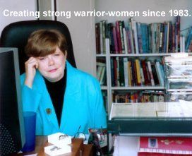 Tamora Pierce has been teaching girls and young women to be strong, self-sustaining warrior-women since 1983. No weak-willed princess heroines in her books!