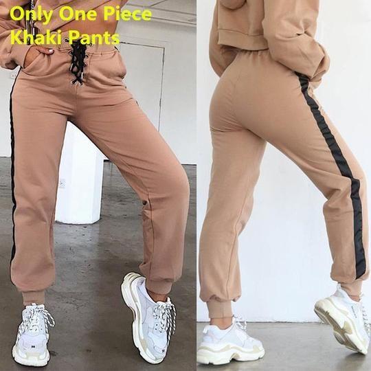Minimalistdecoration: Sport Wear 2018 New Tracksuit Women 2 Pieces Set Outwear