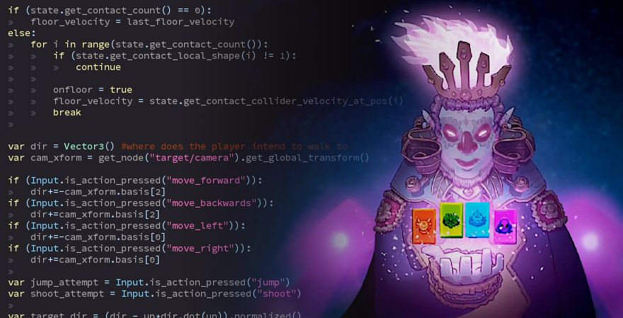 Godot Engine 1 0 | 2D Fantasy | Engineering, Art und Fantasy art