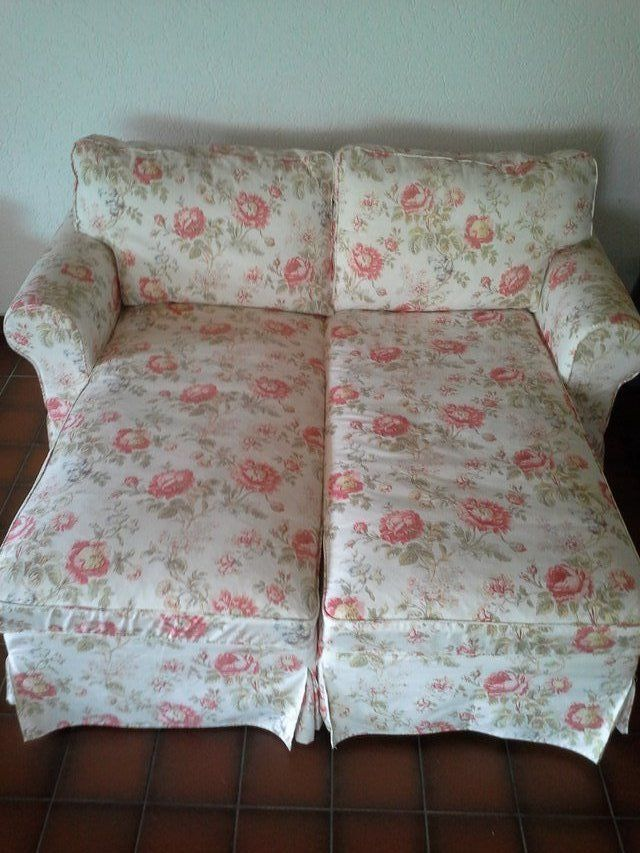 Recamiere ikea ektorp  Ikea Ektorp Chaiselounge Sofa Recamiere with 2 sets of covers ...
