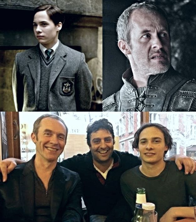 Frank And Stephen Dillane Voldemort Stephen Dillane Harry Potter Games