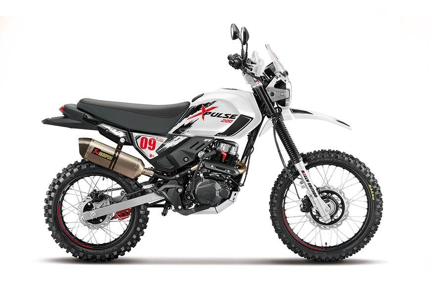 Check Out This Cool Rally Kit For Hero Xpulse 200 With Images