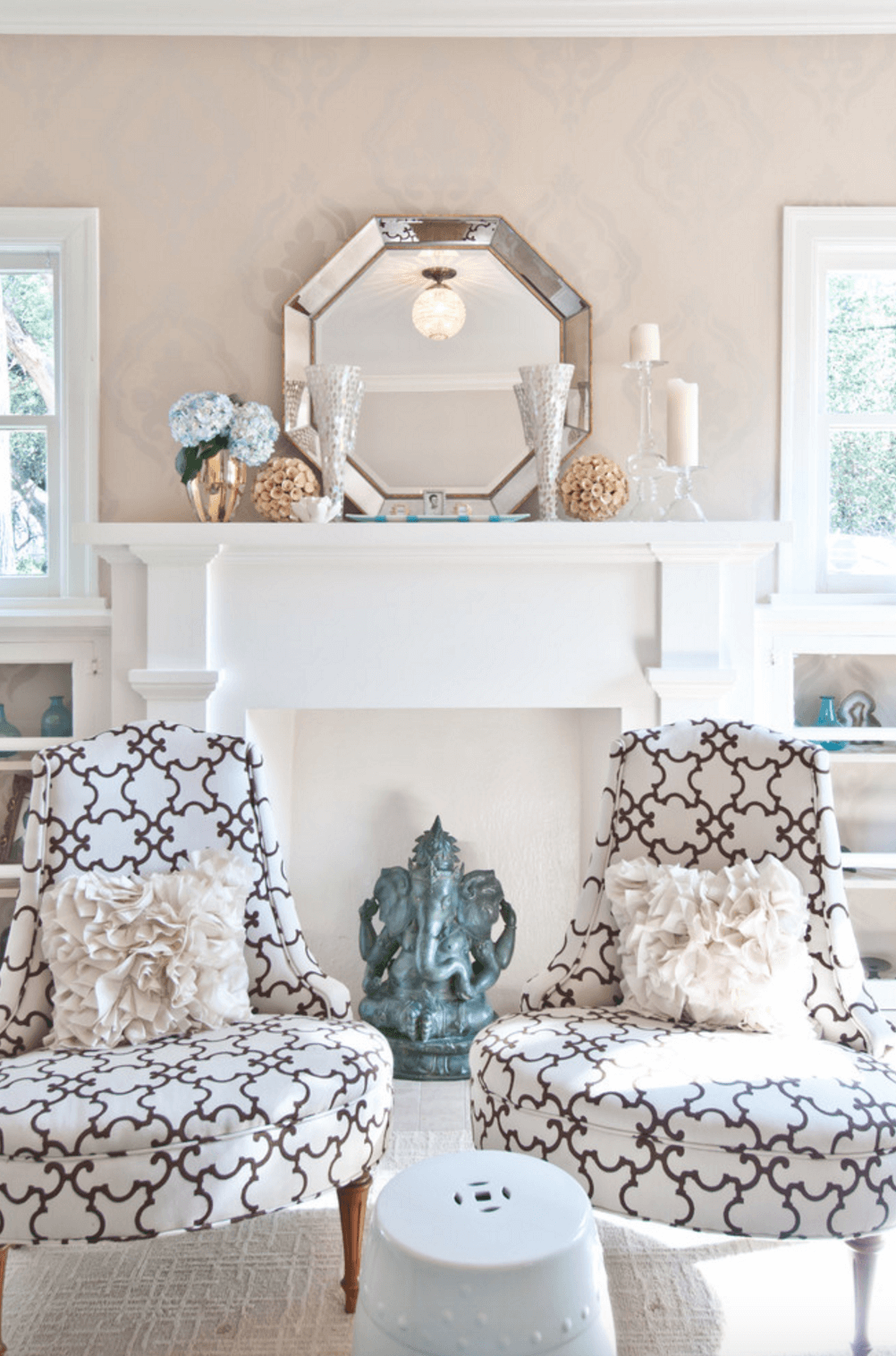 We've rounded up the best mantel decorating ideas to keep your fireplace  looking fresh