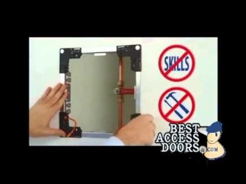 High Quality BA CTA   Removable / Adjustable Access Door   Best Access Door   Access  Panel  