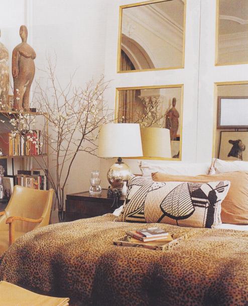 Living With Statuary Part Two Interior Design Inspiration Interior Design Zen Bedroom