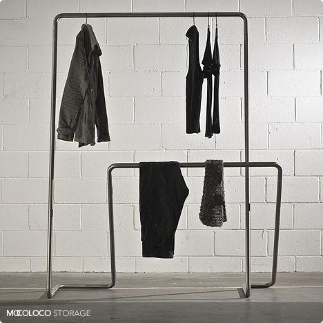 surya graf   hangman clothing rack