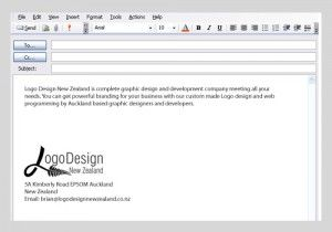 examples of email signatures