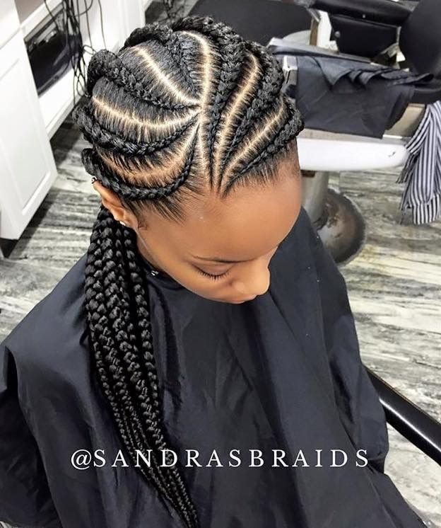 Pin Dominicangalmo Beaids In 2019 African Braids