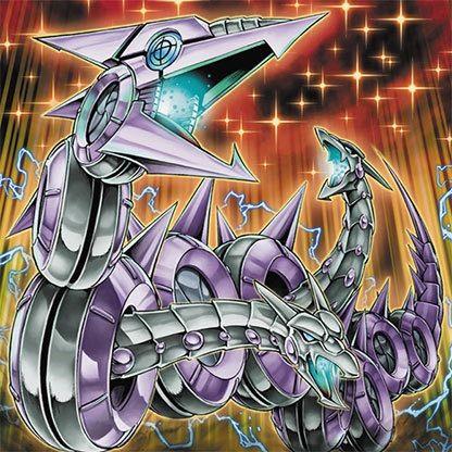 Yu Gi Oh. Chimeratech Fortress Dragon.