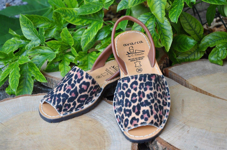 Avarcas Animal Print Leopard - Sofia Godinho