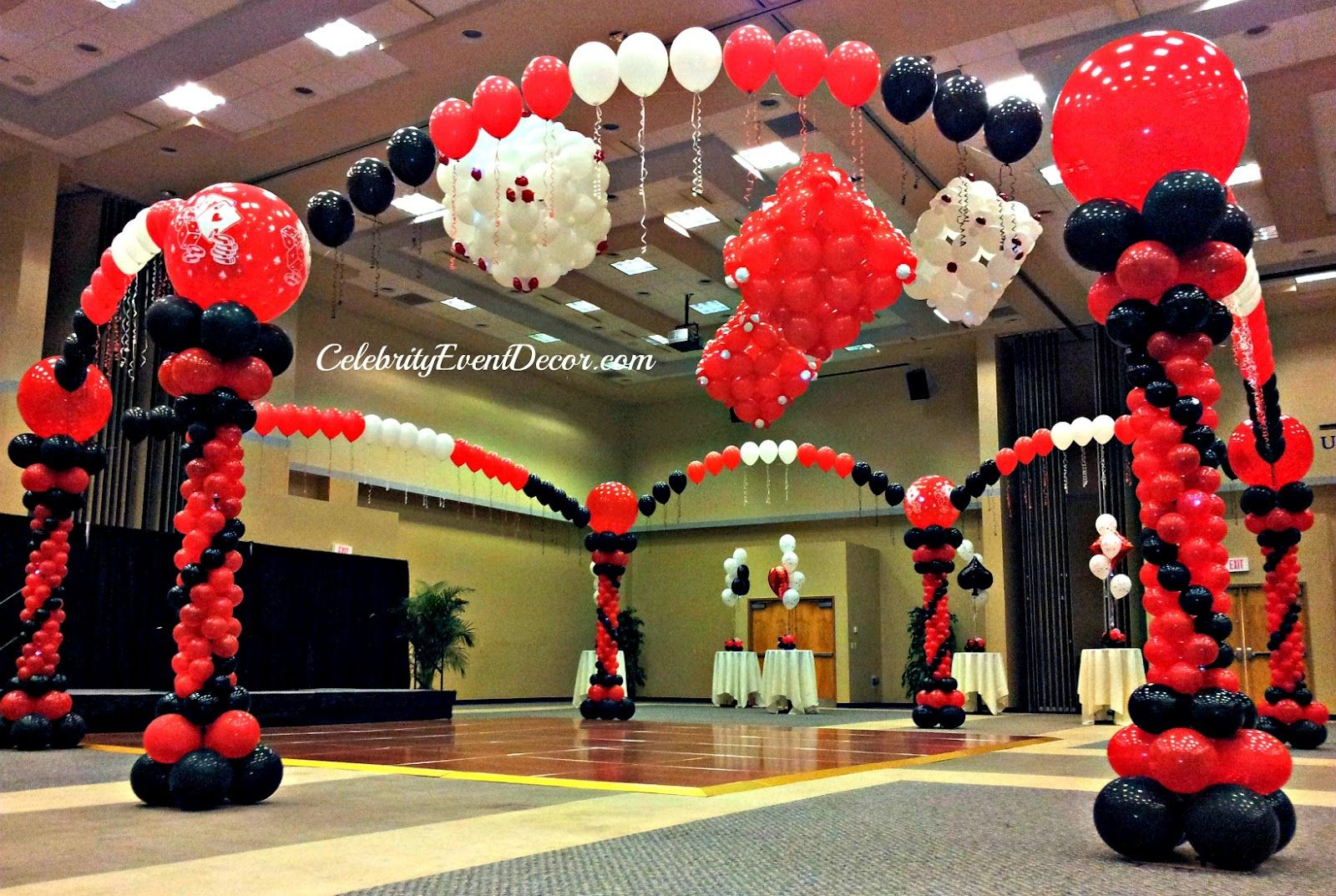 Prom decorations casino theme hard rock casino hotel las vegas