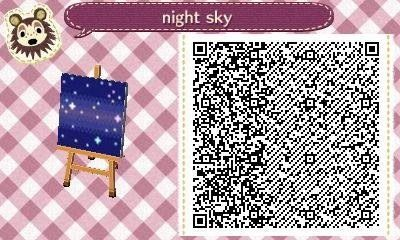 QR code starry night wallpaper ..Because I'm sick of
