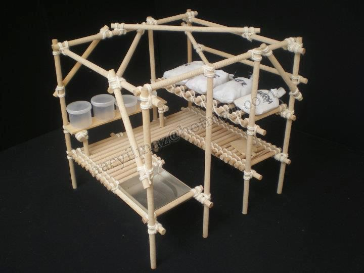 Pioneering - Camp Gadgets And Miscellaneous