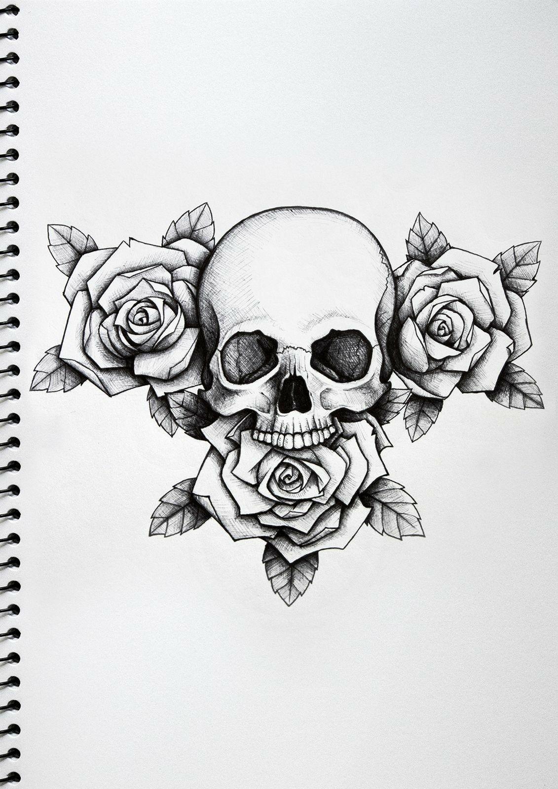Drawings   Design   Pinterest   Tatuajes, Ideas de tatuajes y Calaveras