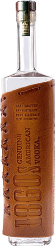 1860s Genuine American Vodka
