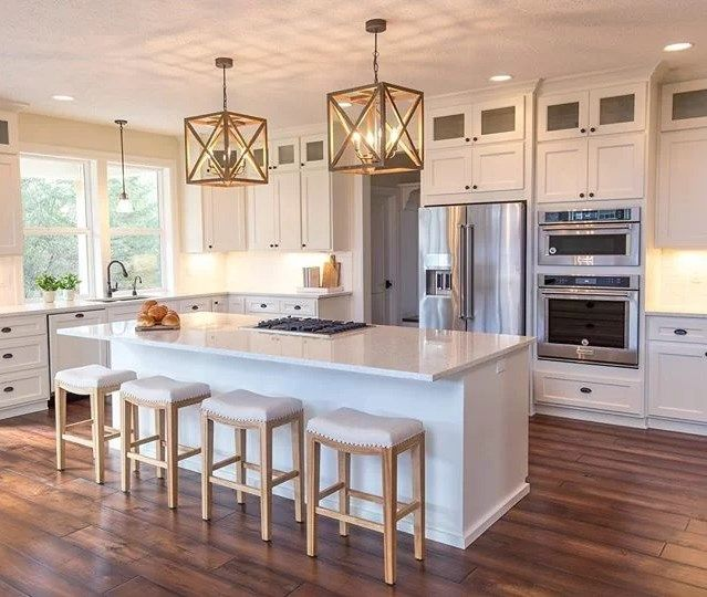 99 Gorgeous Kitchens With Stainless Steel Appliances For