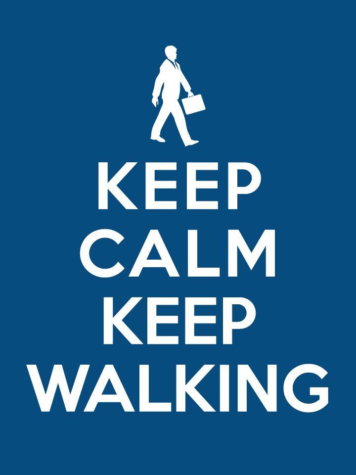 Keep Walking #Quote #Motivation | Walking