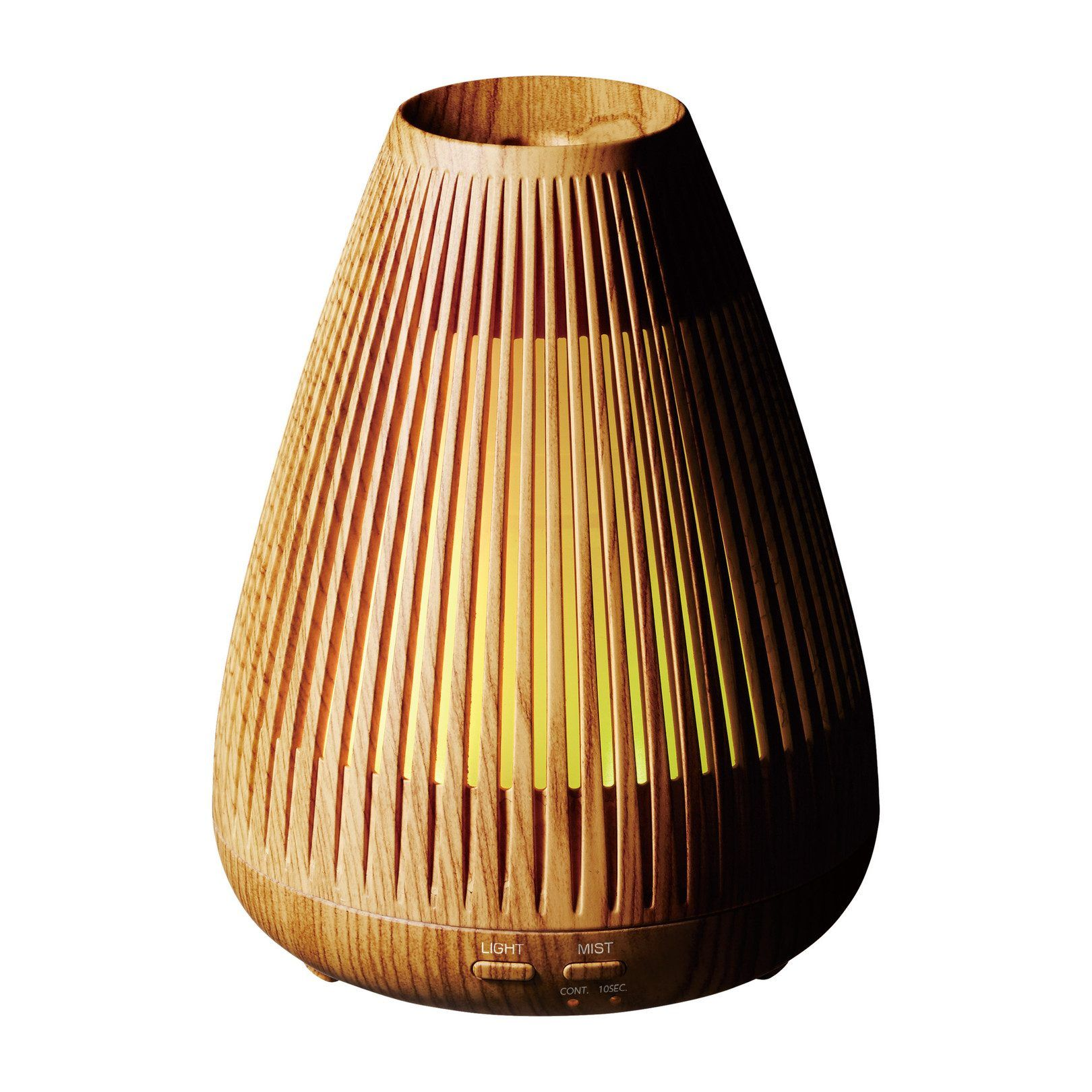 Objecto Aroma Diffuser Light Wood Aroma Diffuser