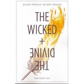 [The Wicked & The Divine: Volume 1: The Faust Act