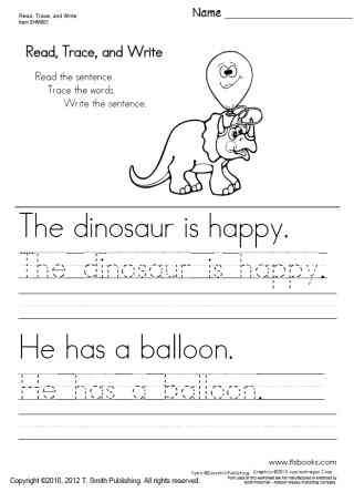 Read Trace And Write Worksheets 1 5 Free Handwriting Worksheets Handwriting Practice Worksheets Writing Worksheets 1st grade printing practice worksheets