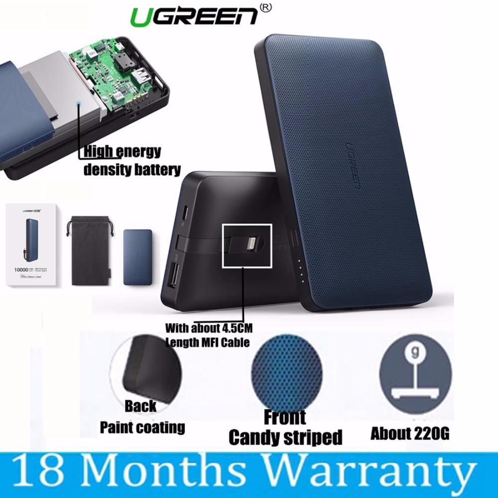 Find This Pin And More On Best Power Banks By T Laptop Notebook Powerbank Dell Companion 18000mah Pw7015l Ugreen 10000mah Bank 10000 Mah With Mfi Certified 8 Cable For Iphone
