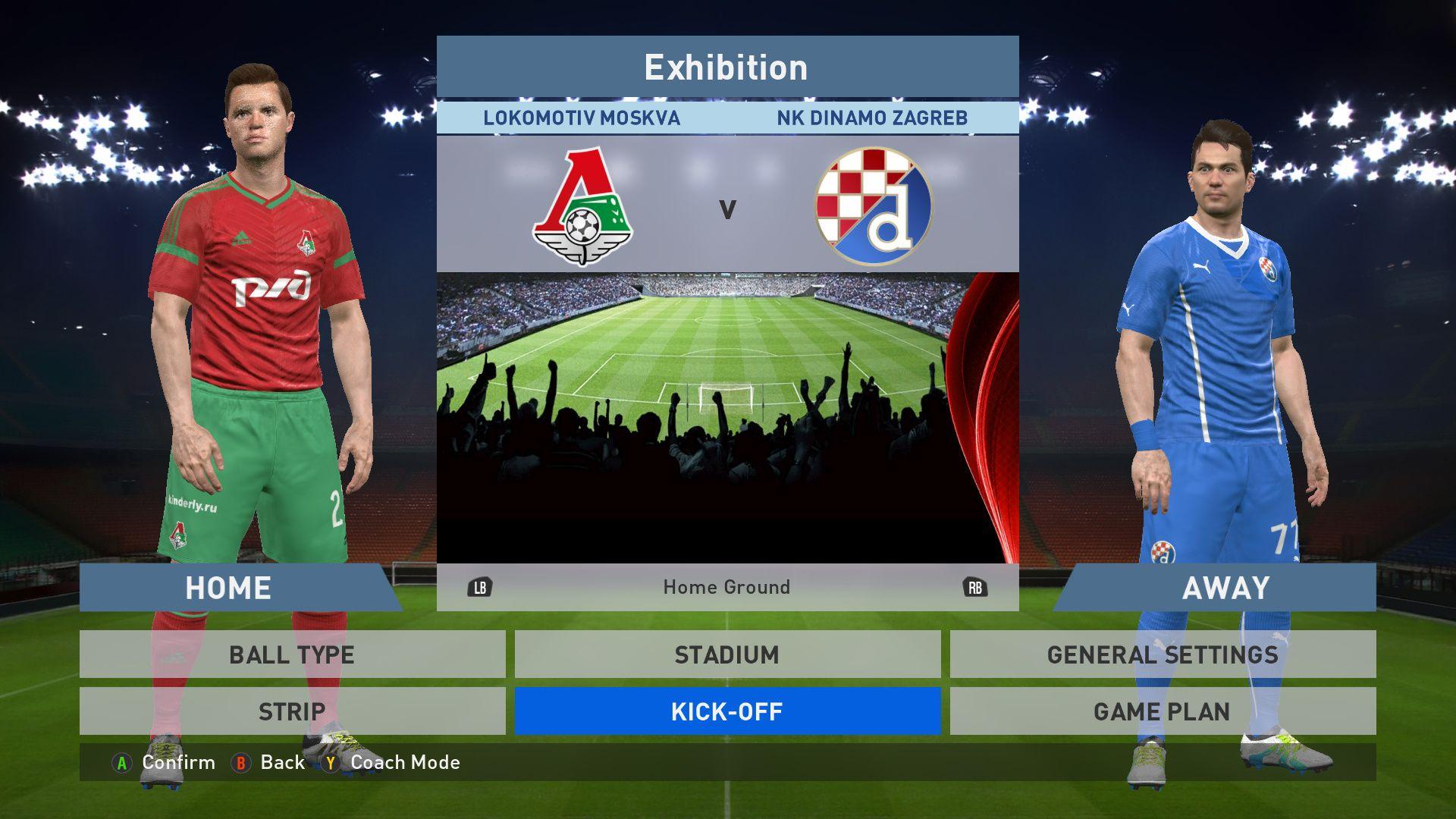 Pin On Pes 2016 Pro Evolution Soccer 2016