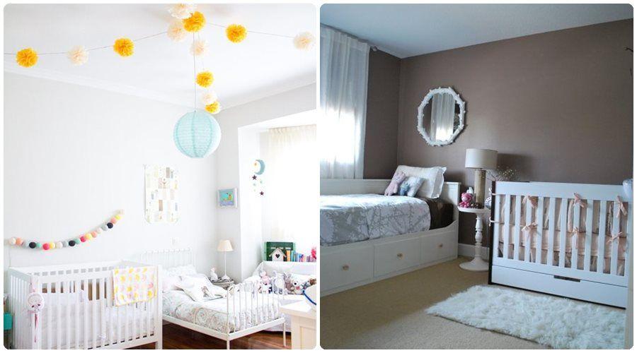 Decoración infantil: habitaciones compartidas   restauración ...