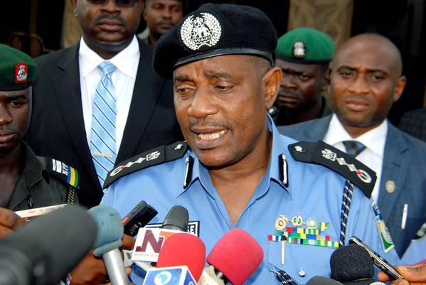 """CIMEDIA TV: The lnspector - General Of Police Said """"No going b..."""