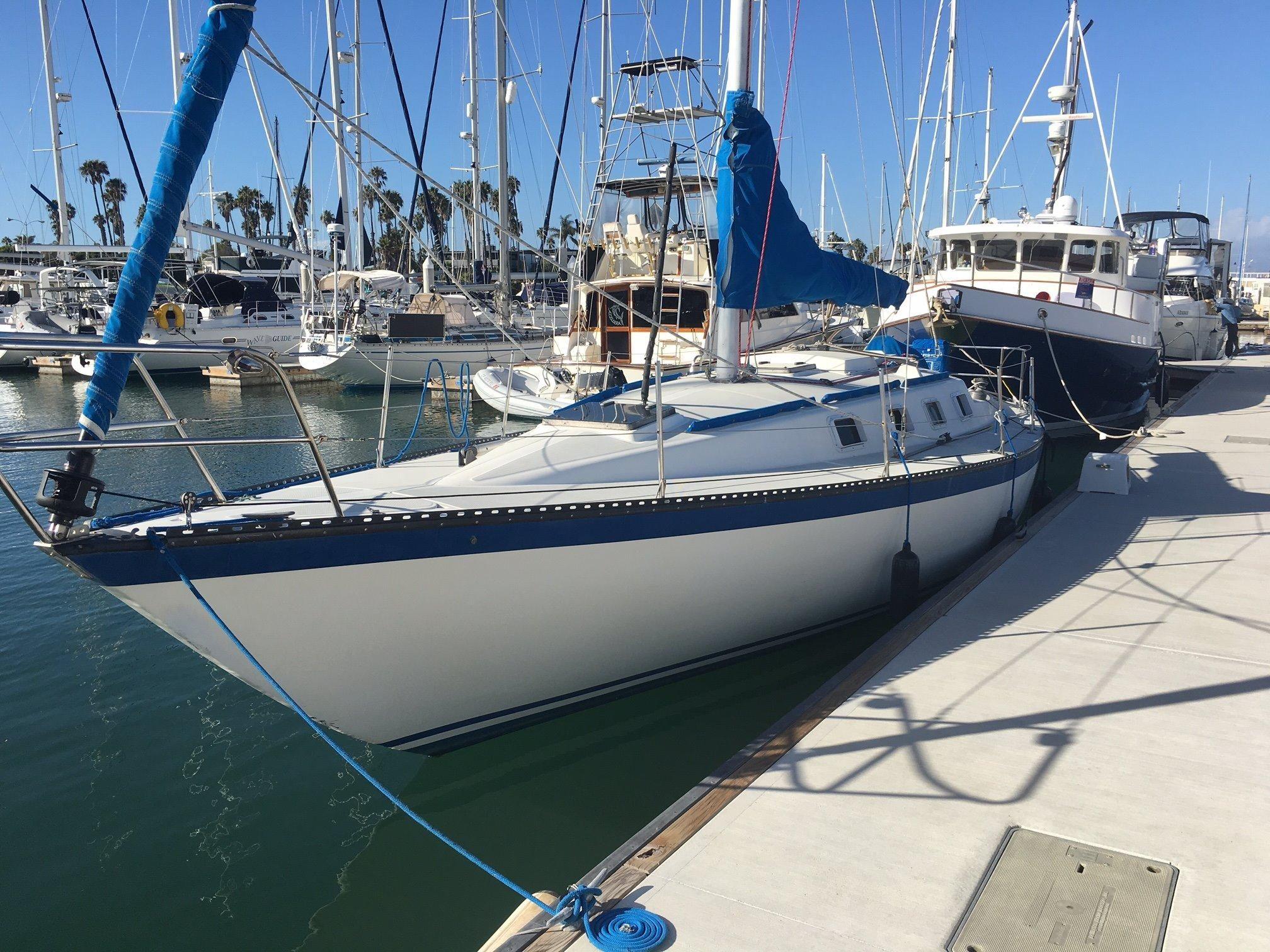 36' lancer 36 1980 | seacoast yachts