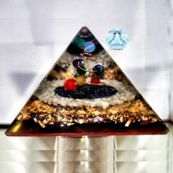Piramide 7 Chakras