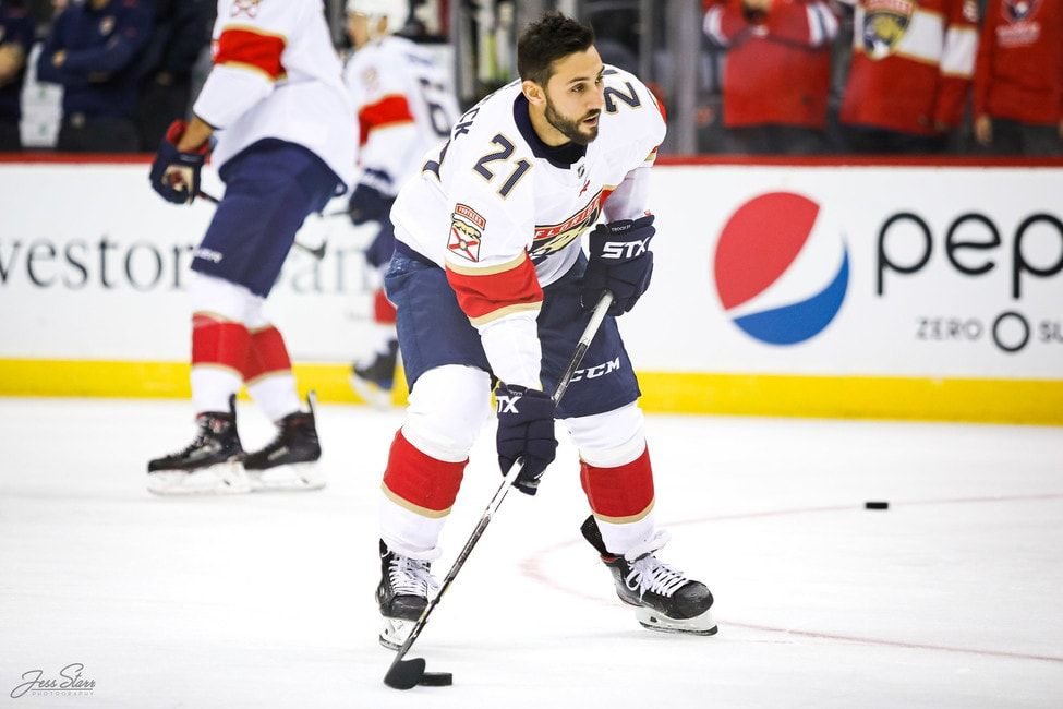 Trocheck's Shootout Goal Gives Panthers 32 Win over