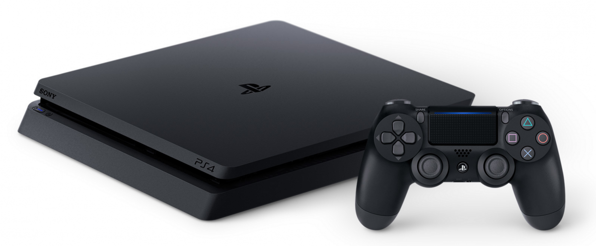 The Ps4 Slim Is Sleek But Can T Match The Power Of The Ps4 Pro Image Credit Sony Playstation Slim Ps4 Console Playstation 4 Console
