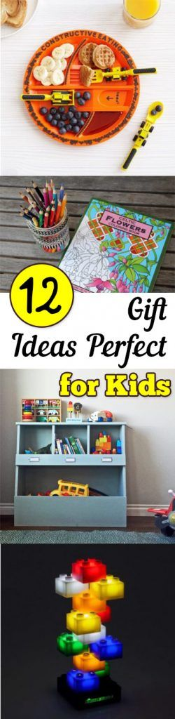 12 Gift Ideas for Kids