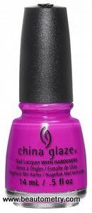 China Glaze- Lite Brite- I'll Pink to That