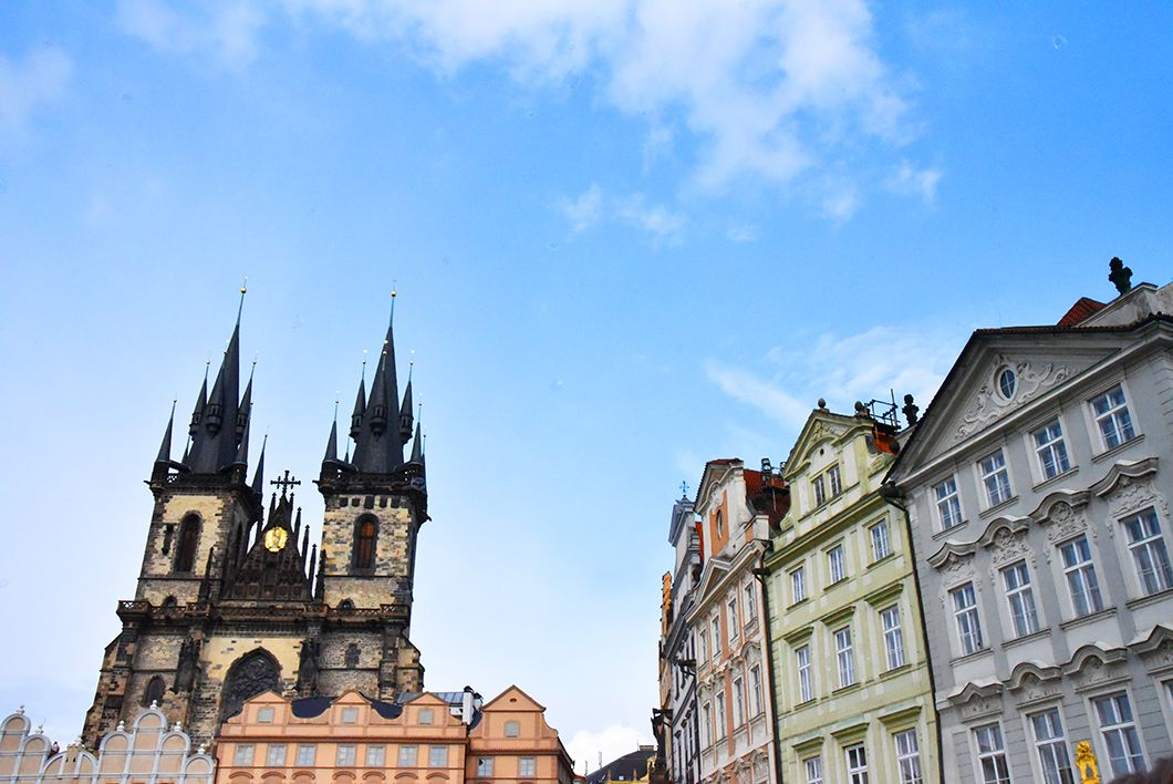 Que faire à Prague en un week end ? La Valise à Fleurs - blog de voyages www.lavaliseafleurs.com