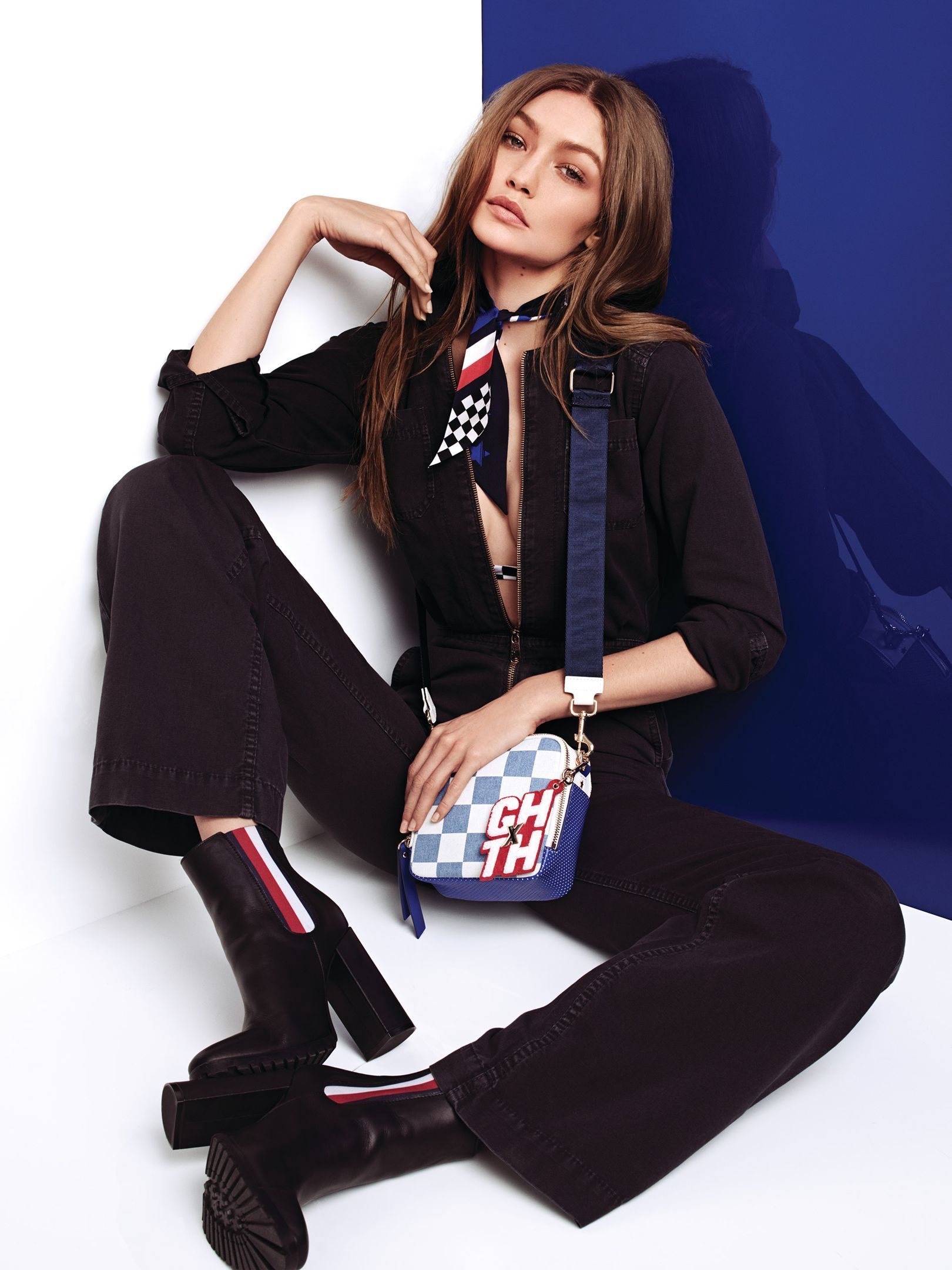 681376523b6 EXCLUSIVE  Inside Gigi s Fourth Collection For Tommy