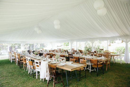 Jo And Al S Spring Garden Party Wedding