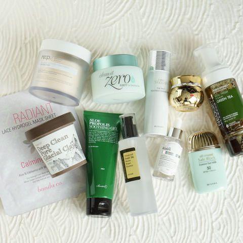 10 Step Korean Skin Care Routine Set For Oily Skin Recommended Skin Care Products 10 Step Skin Care Routine Korean Skincare Routine