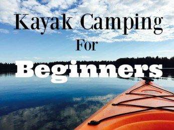 Photo of One of our favorate ways to get outdoors is Kayak Camping. It is a great way to …