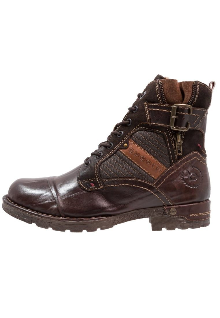 35402e87551 ¡Consigue este tipo de botas con cordones de Bugatti ahora! Haz clic para  ver