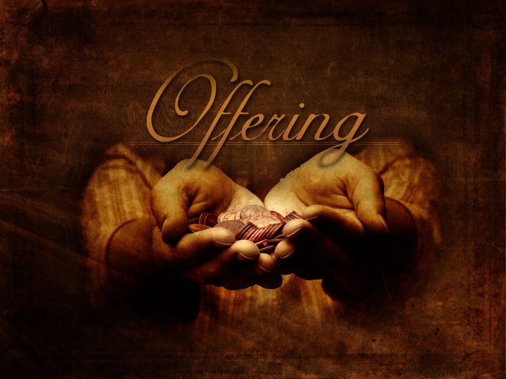 Offering Wallpaper Church Offering Backgrounds Church Offering