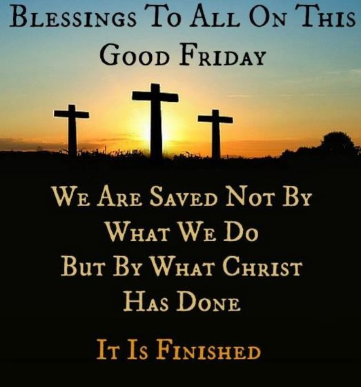 Pin By Rosa Figueroa On Misc Good Friday Good Friday Quotes Prayers