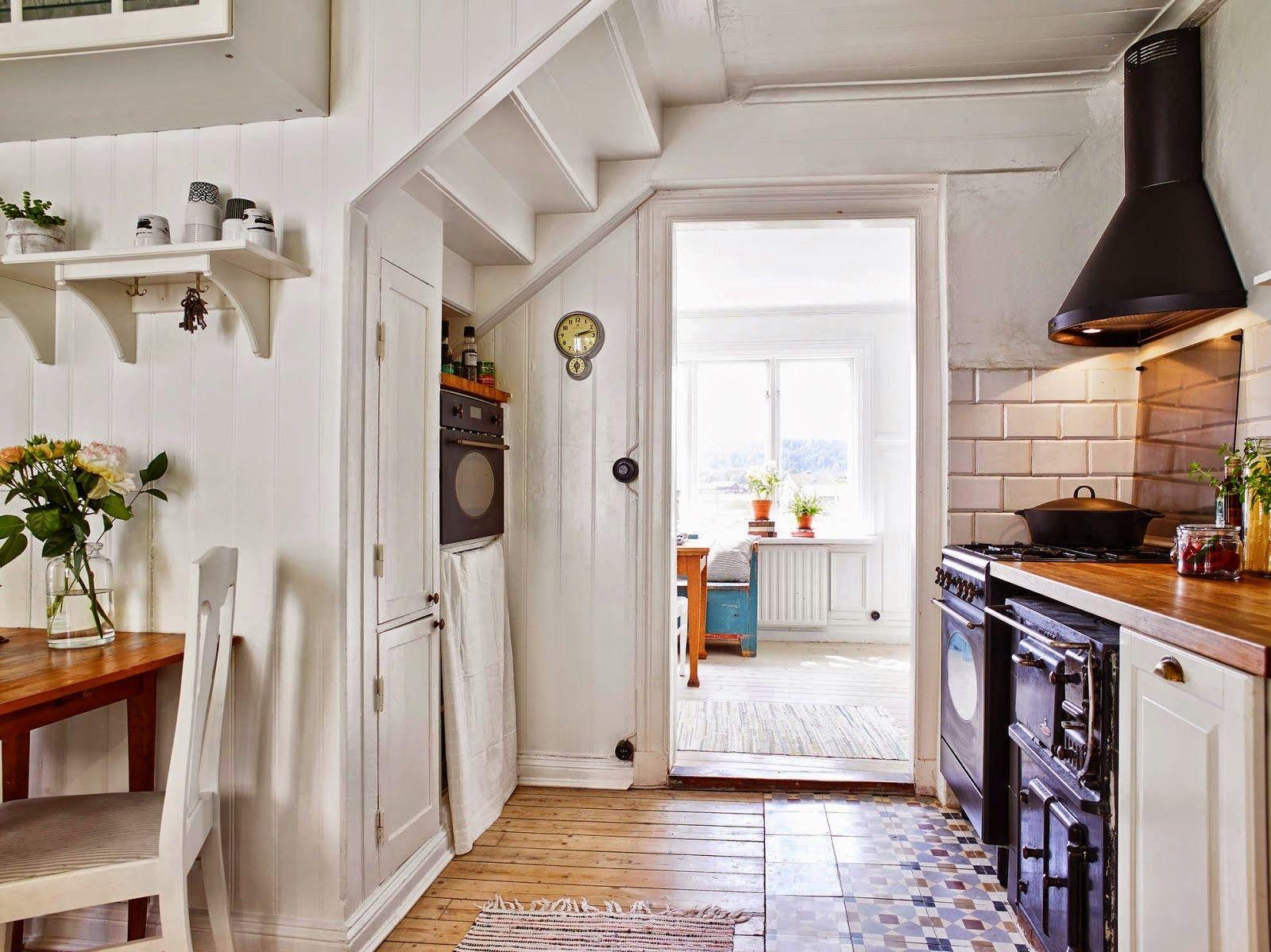 My leitmotiv : blog de decoraciÓn: renovando un estilo kitchen