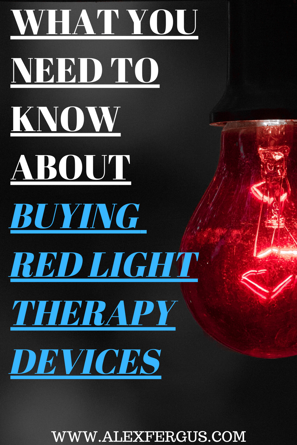 Red Light Therapy & Health in 2020 Red light therapy
