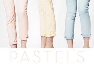 Spring Fashion Trends 2012: Pastel Paradis